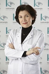 Göz Doktoru Selma Kaşkaloğlu-İzmir