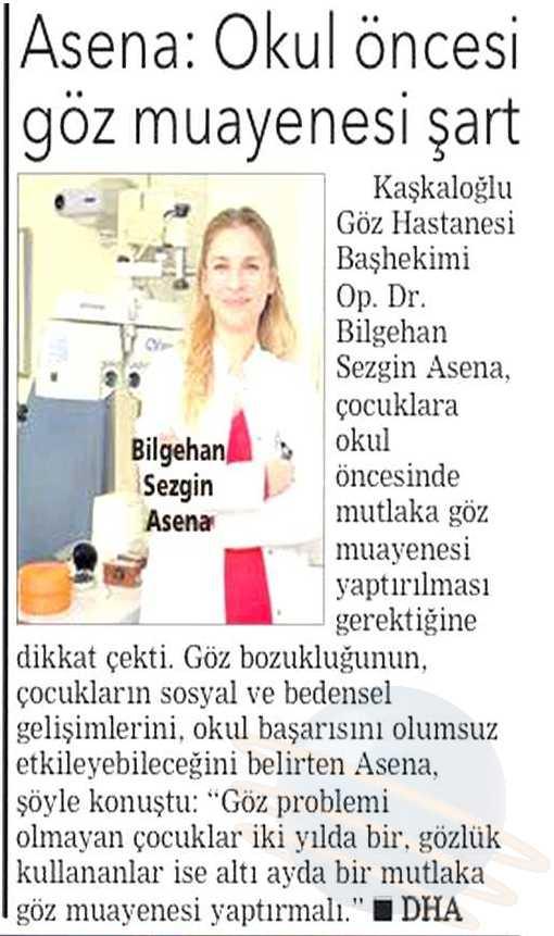 Kaşkaloğlu Posta Ege 08.08.2016