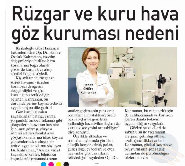 Kaşkaloğlu Ege Telgraf 07.11.2016